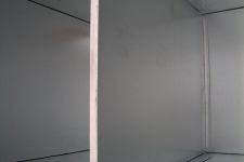Dual fuel 1 storage bin internal view