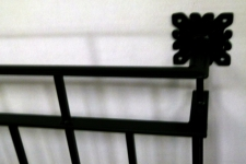 Juliette Balcony decorative fixing bracket