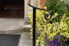 Elegant Bespoke Handrail