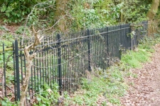 simple-railing-for-a-woodland-setting